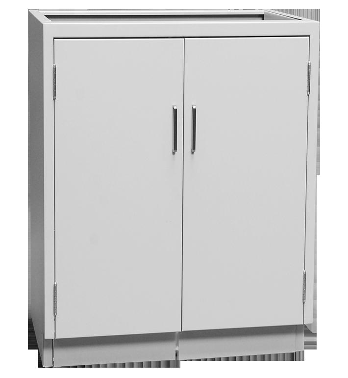 Ada Cabinet Sink Base 35x32x22 2 Door Looped Logic